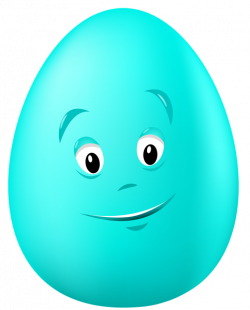 Smileys clipart egg