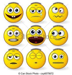 Expression clipart emoticon