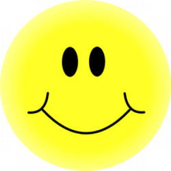 Smileys clipart happy