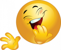 Smiley clipart laugh