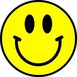 Smiley clipart positive