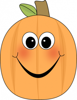 Smileys clipart pumpkin