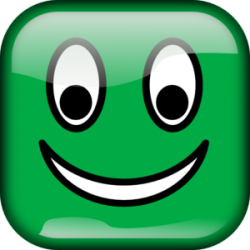 Smileys clipart square