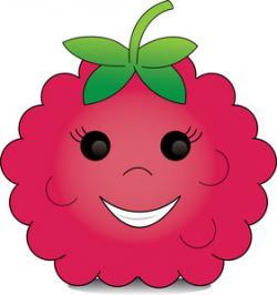 Rapsberry clipart animated