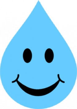 Waterdrop clipart emoticon