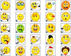 Microsoft clipart emoticon