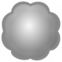 Smog clipart internet cloud