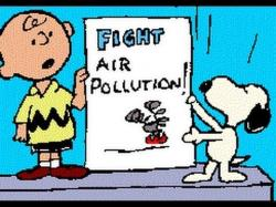 Smog clipart polluted air