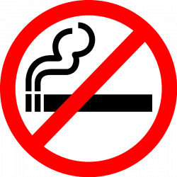 Smoking clipart