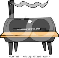 Smoking clipart bbq smoke