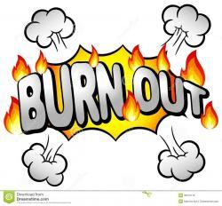 Pitons clipart burnout