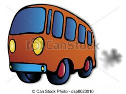 Smoking clipart bus
