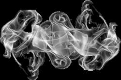 Smoking clipart ice smoke