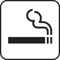 Smoking clipart smoke trail