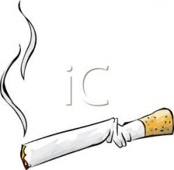 Smoking clipart tobacco