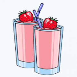 Beverage clipart smoothie