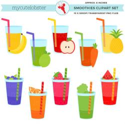 Smoothie clipart cool drink