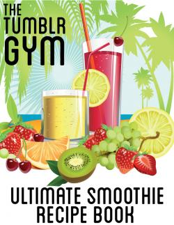 Smoothie clipart recipe book