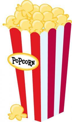 Popcorn clipart circus