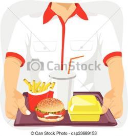 Denmark clipart food tray