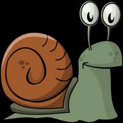 Hosue clipart snail