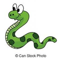 Serpent clipart horizontal