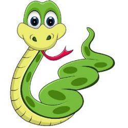 Satan clipart rainforest snake