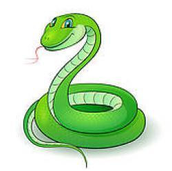 Anaconda clipart ajgar
