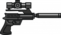 Rifle clipart sniper rifle