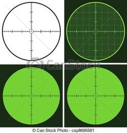 Sniper clipart gun sight