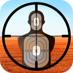 Snipers clipart shooting range