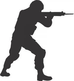 Sniper clipart solider