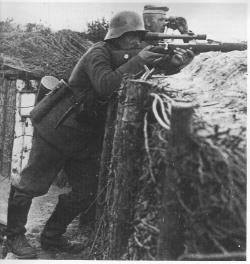Drawn snipers german
