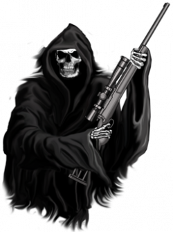 Sniper clipart deadly