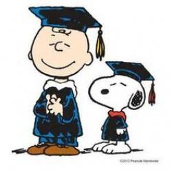 Snoopy clipart congratulation