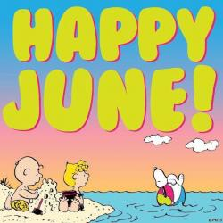 Vacation clipart june