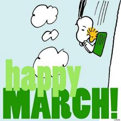 Peanut clipart march