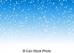 Night Sky clipart snowy sky