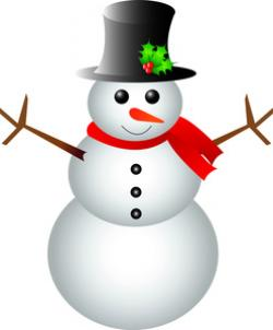 Upside Down clipart snowwoman