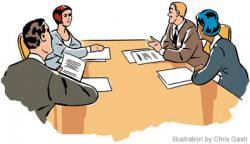 Journalist clipart business writing