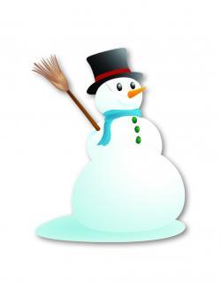 Snowman clipart pregnant