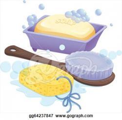 Soap clipart sabon