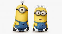 Despicable Me clipart sad