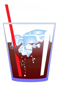 Drink clipart cold drink