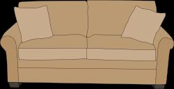 Interior Designs clipart couch