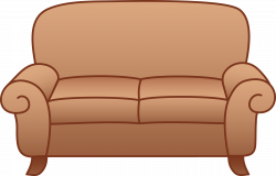 Living Room clipart sofa chair