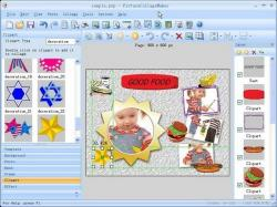 Software clipart maker