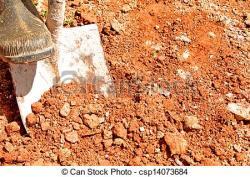 Dirt clipart clay soil
