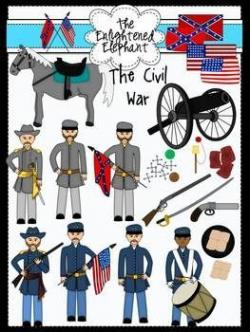 Civil War clipart drum