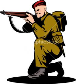 Soldiers clipart british person